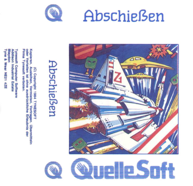 German Cassette Front Cover
