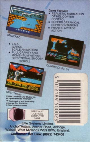 Box Cover Back (Encore Release)