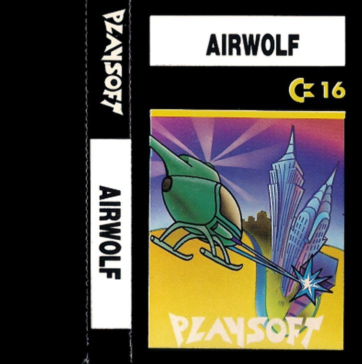 Cassette Cover (Playsoft release)
