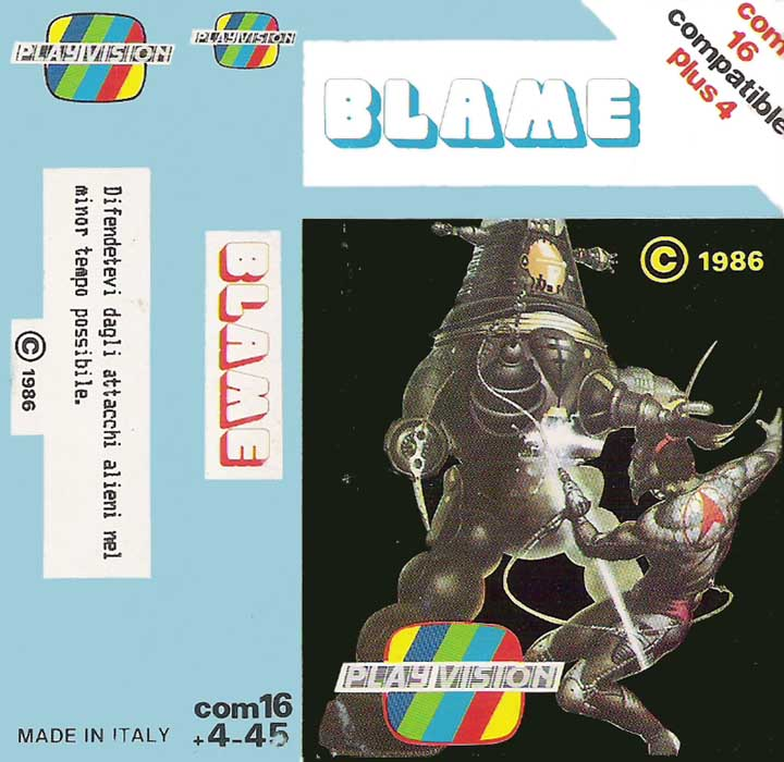 Cassette Front Cover