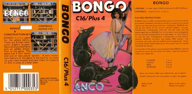 Cassette Front Cover (Anco Release)