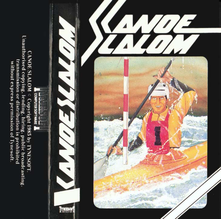 Cassette Front Cover (No label)