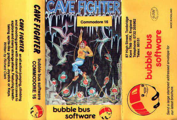 Cassette Cover (Commodore 16)