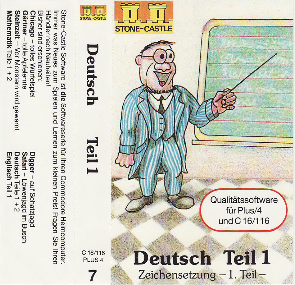 Deutsch Teil 1 Software Details Plus 4 World
