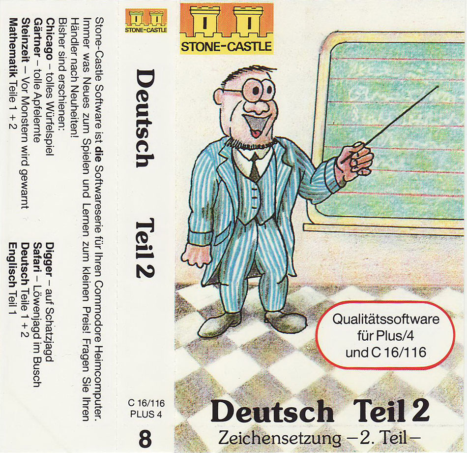 Cassette Cover (Front) Submitted by Lacus