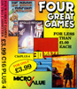 Four Great Games