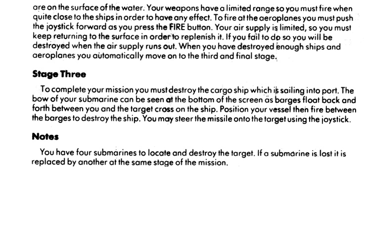 Instructions Leaflet 2