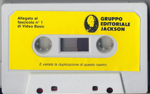 Cassette (Early Version)