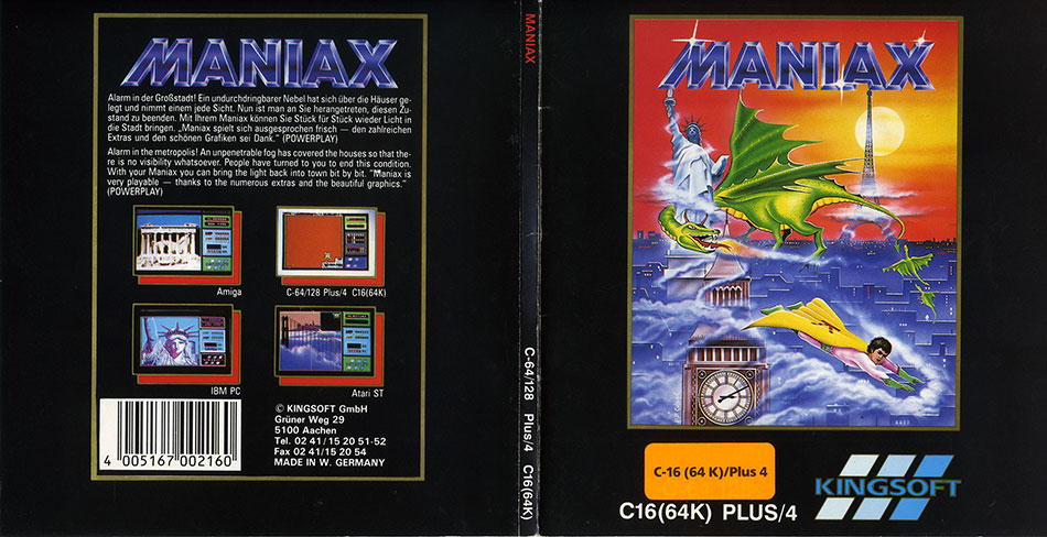 Disk Cover (with sticker)