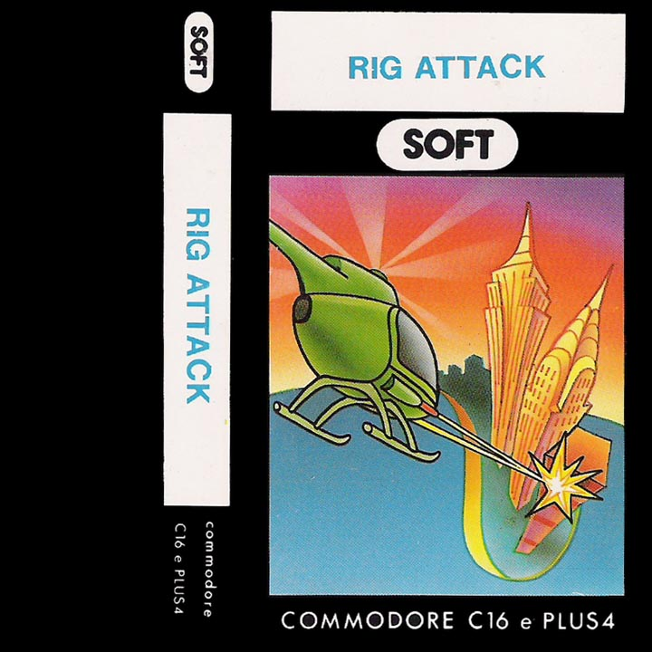 Cassette Front Cover (Soft)
