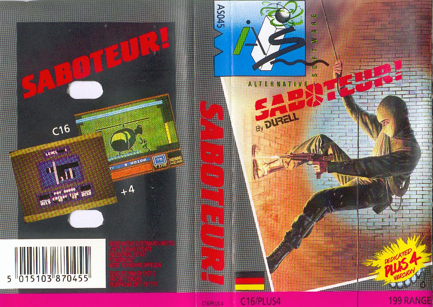 Cassette Cover (Alternative Software)
