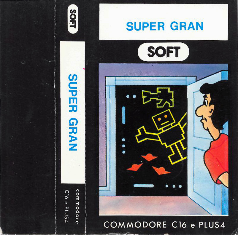 Cassette Cover Front (Soft)