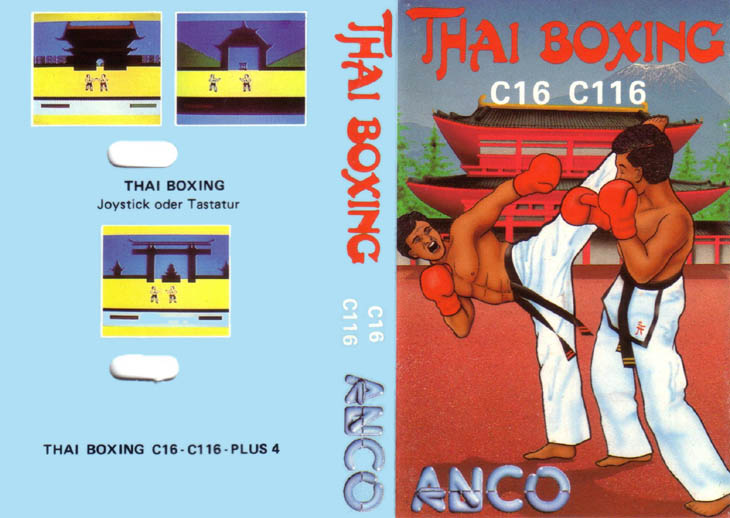 Cassette Front Cover - German Release