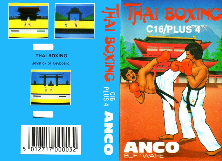 Cassette Front Cover - UK Release