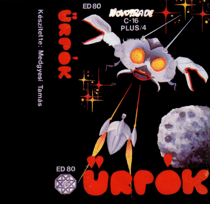 Casette Front Cover