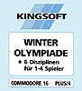Winter Olympiade DisK Cover Front