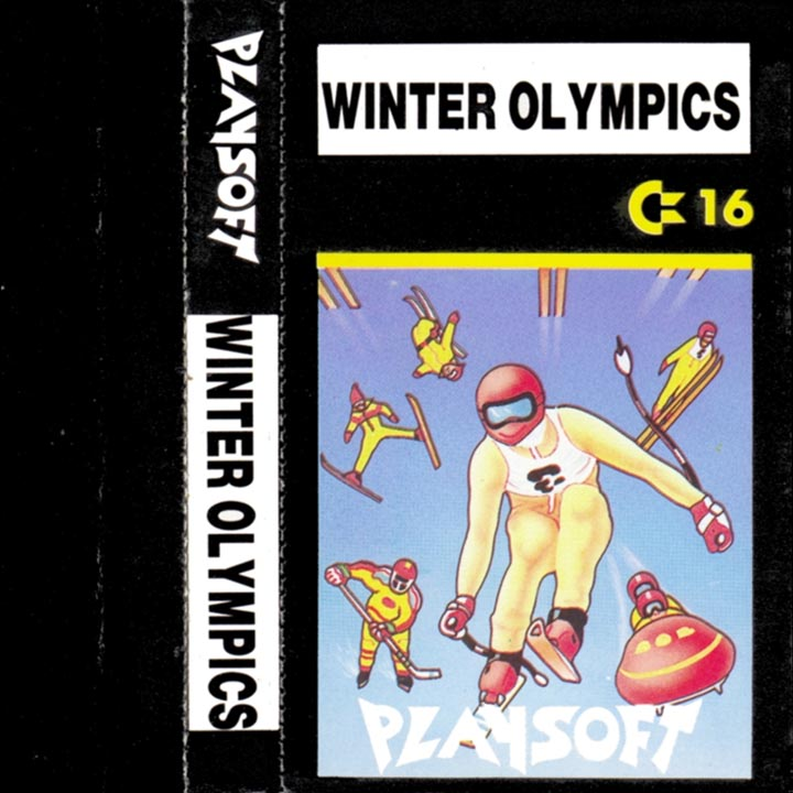 Cassette Front Cover (Playsoft Release)