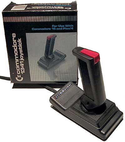 Original Box and Joystick