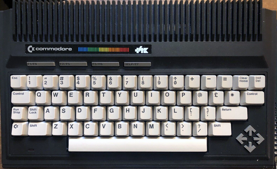 Commodore +4
