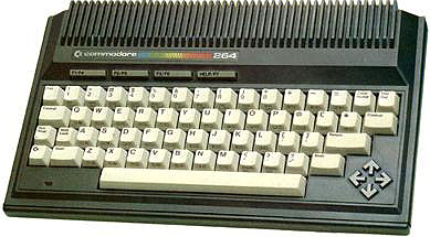 Commodore 264