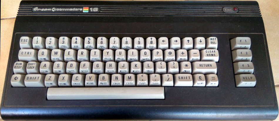 Drean Commodore 16