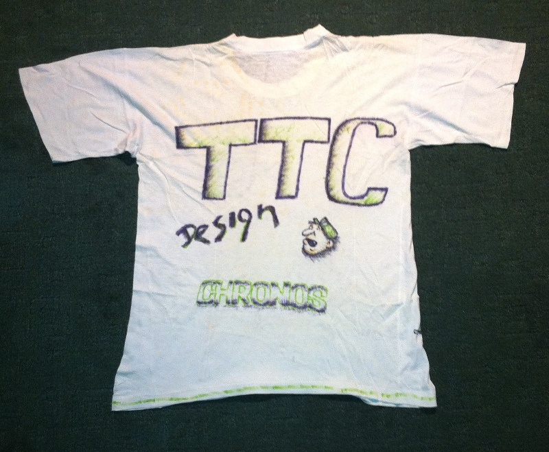 TTC Shirt Back